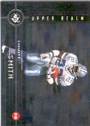 1998 UD3 #162 Emmitt Smith UF