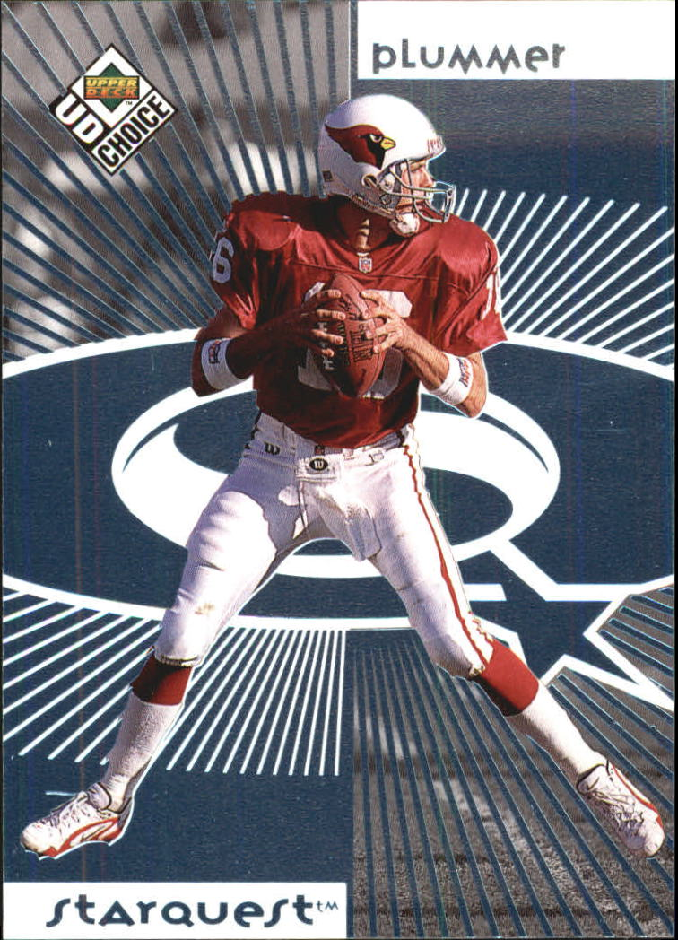 1998 UD Choice Starquest #16 Jake Plummer