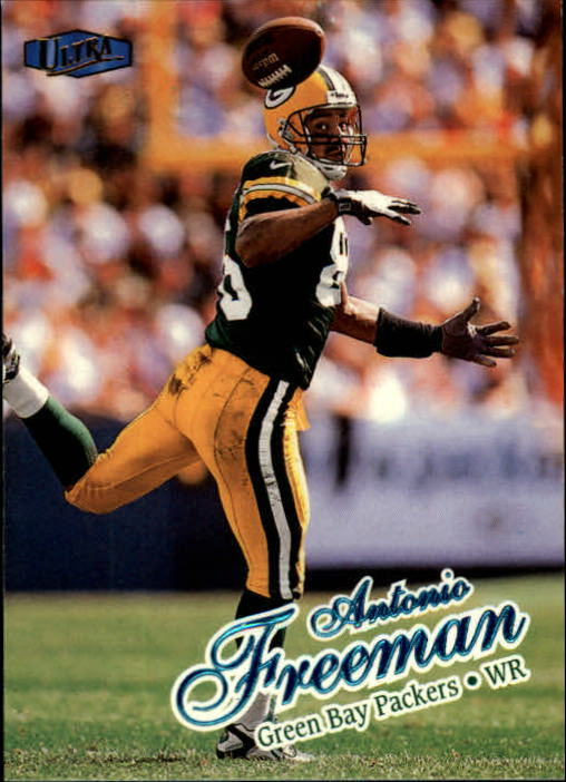1998 Ultra #9 Antonio Freeman