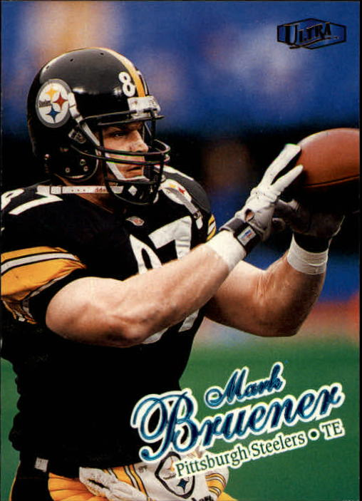 1998 Ultra #27 Mark Bruener