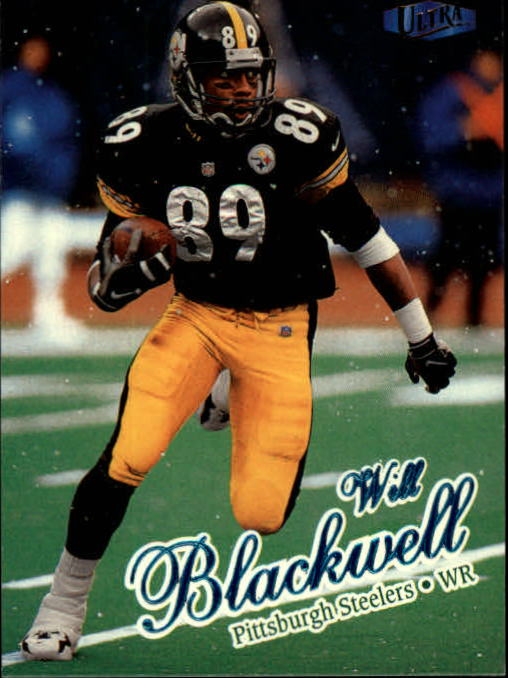 1998 Ultra #62 Will Blackwell