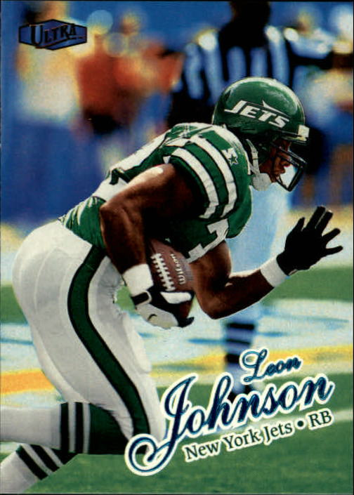 1998 Ultra #67 Leon Johnson