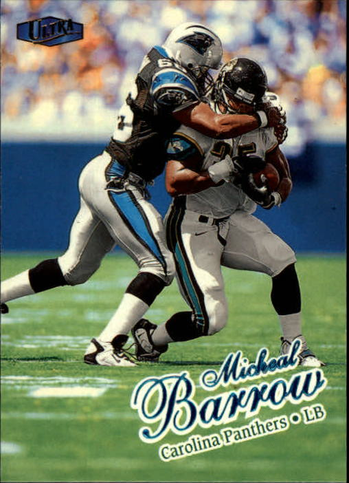1998 Ultra #69 Micheal Barrow
