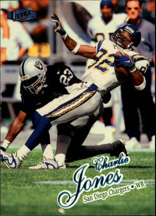 1998 Ultra #81 Charlie Jones