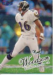 1998 Ultra #259 Rod Woodson