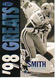 1998 Ultra #370 Emmitt Smith NG