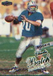 1998 Ultra #411 Charlie Batch RC