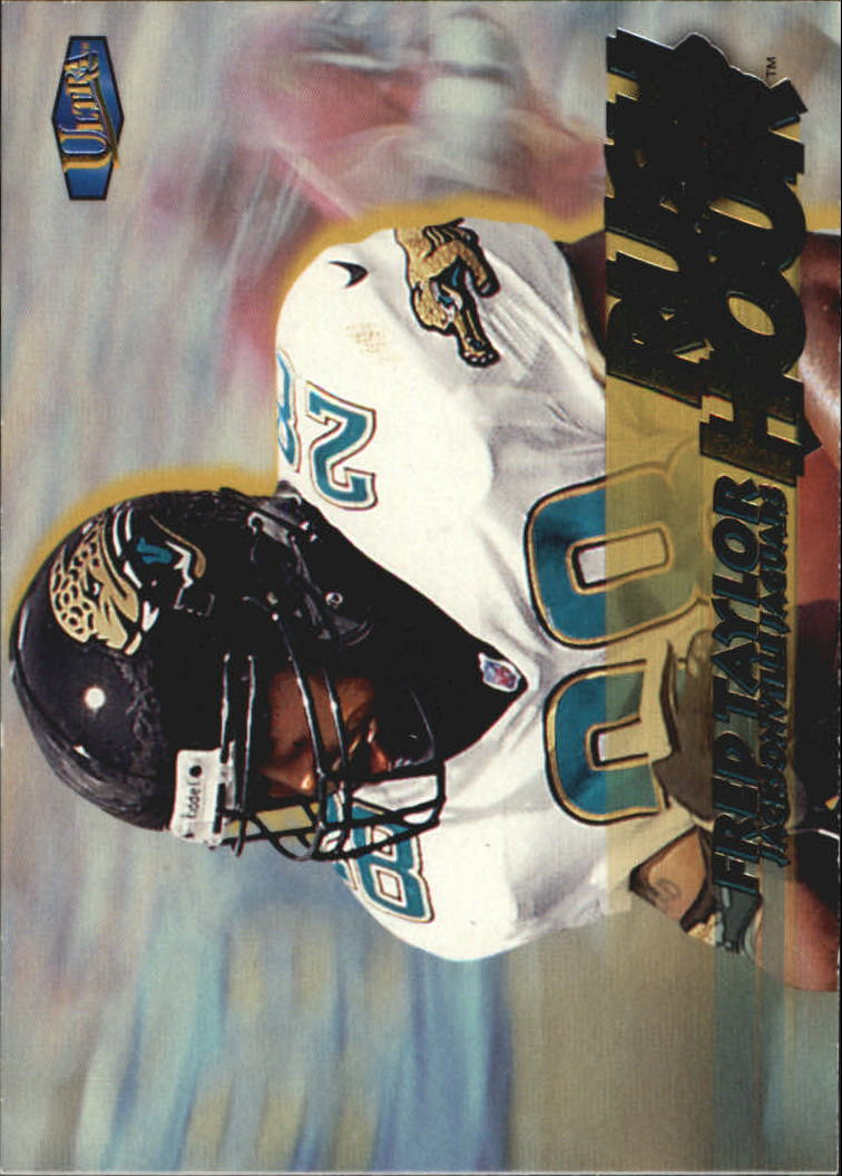 1998 Ultra Rush Hour #10 Fred Taylor