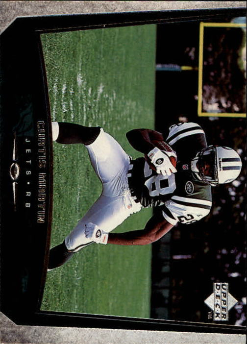 1998 Upper Deck #176 Curtis Martin