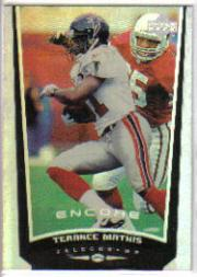 1998 Upper Deck Encore #33 Terance Mathis