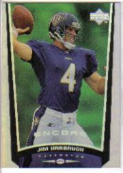 1998 Upper Deck Encore #38 Jim Harbaugh