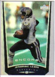 1998 Upper Deck Encore #40 Jermaine Lewis