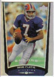 1998 Upper Deck Encore #41 Doug Flutie