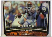 1998 Upper Deck Encore #54 Jeff Blake