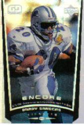 1998 Upper Deck Encore #67 Barry Sanders