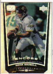 1998 Upper Deck Encore #78 Mark Brunell