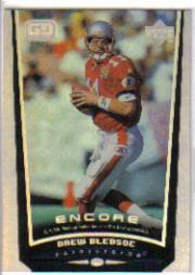 1998 Upper Deck Encore #95 Drew Bledsoe