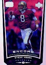 1998 Upper Deck Encore #127 Steve Young