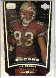 1998 Upper Deck Encore #130 J.J. Stokes