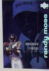 1998 Upper Deck Encore #150 Randy Moss CL