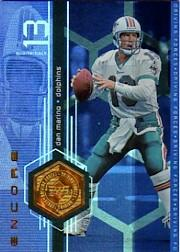 1998 Upper Deck Encore Driving Forces F/X #F13 Dan Marino
