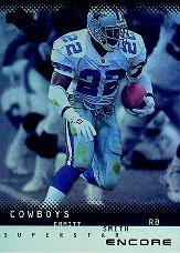 1998 Upper Deck Encore Superstar Encore #RR4 Emmitt Smith