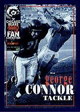 1998 Bears Fan Convention #9 George Connor