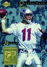 1998 CE Supreme Season Review Markers Previews #18 Drew Bledsoe