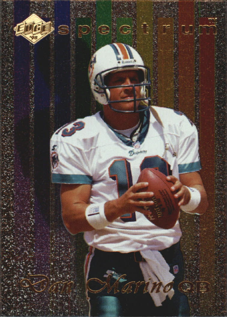 1998 Collector's Edge Spectrum #11 Dan Marino front image