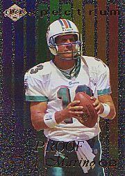 1998 Collector's Edge Spectrum Proofs #11 Dan Marino