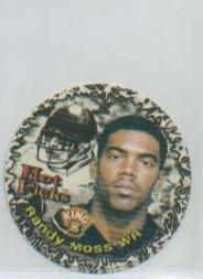 1998 King B Discs #24 Randy Moss