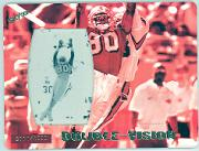 1998 SkyBox Double Vision #7 Jerry Rice