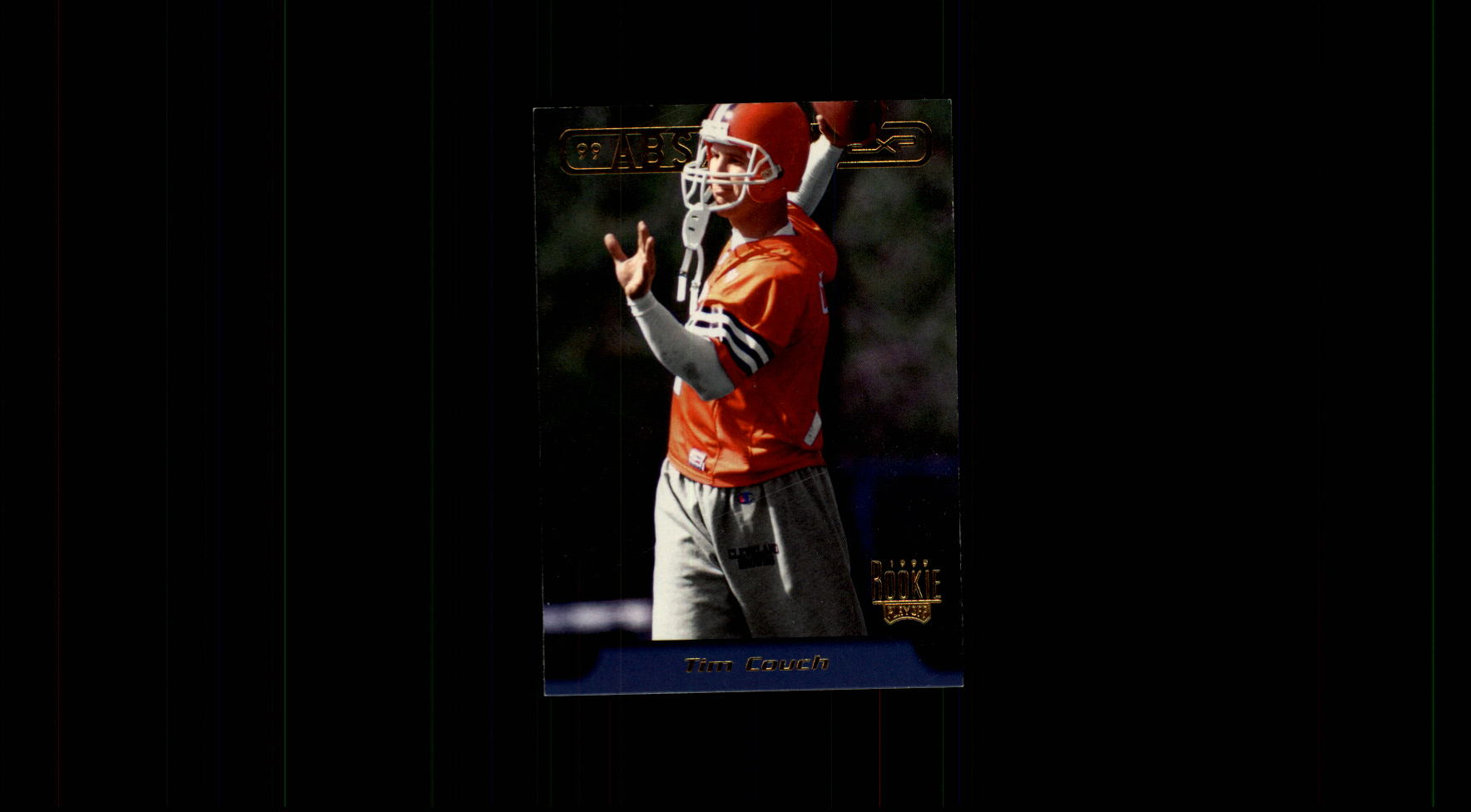 1999 Absolute EXP #1 Tim Couch RC