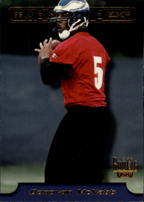1999 Absolute EXP #2 Donovan McNabb RC