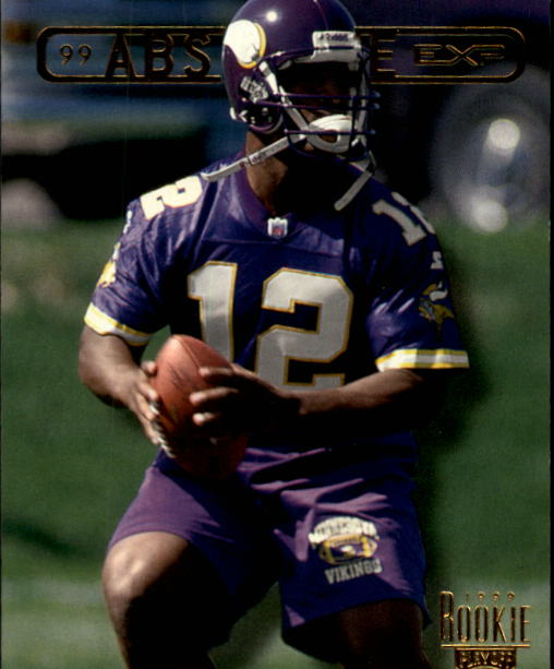 1999 Absolute EXP #11 Daunte Culpepper RC