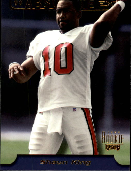 1999 Absolute EXP #20 Shaun King RC