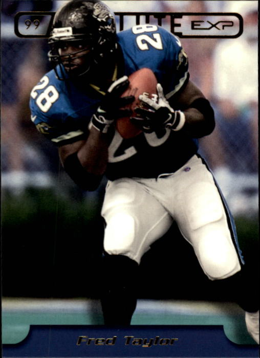 1999 Absolute EXP #114 Fred Taylor