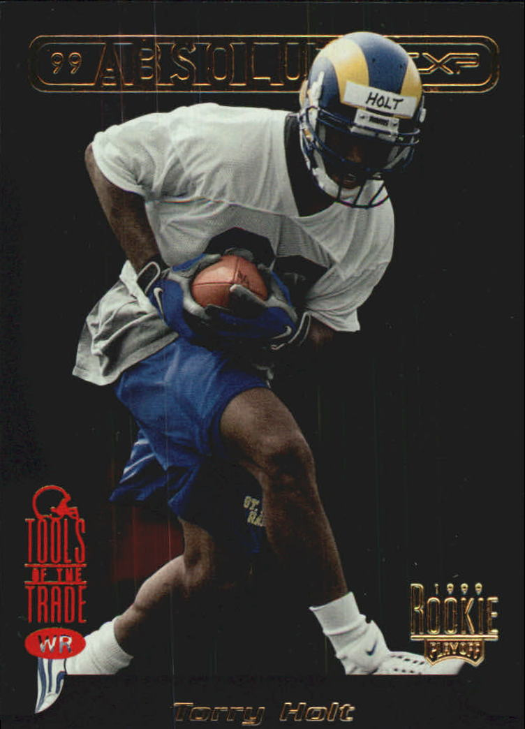 1999 Absolute EXP Tools of the Trade #6 Torry Holt