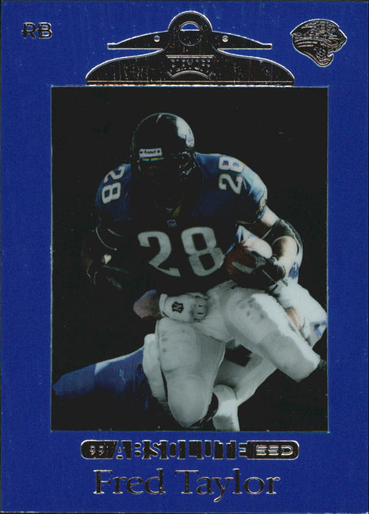 1999 Absolute SSD #49 Fred Taylor