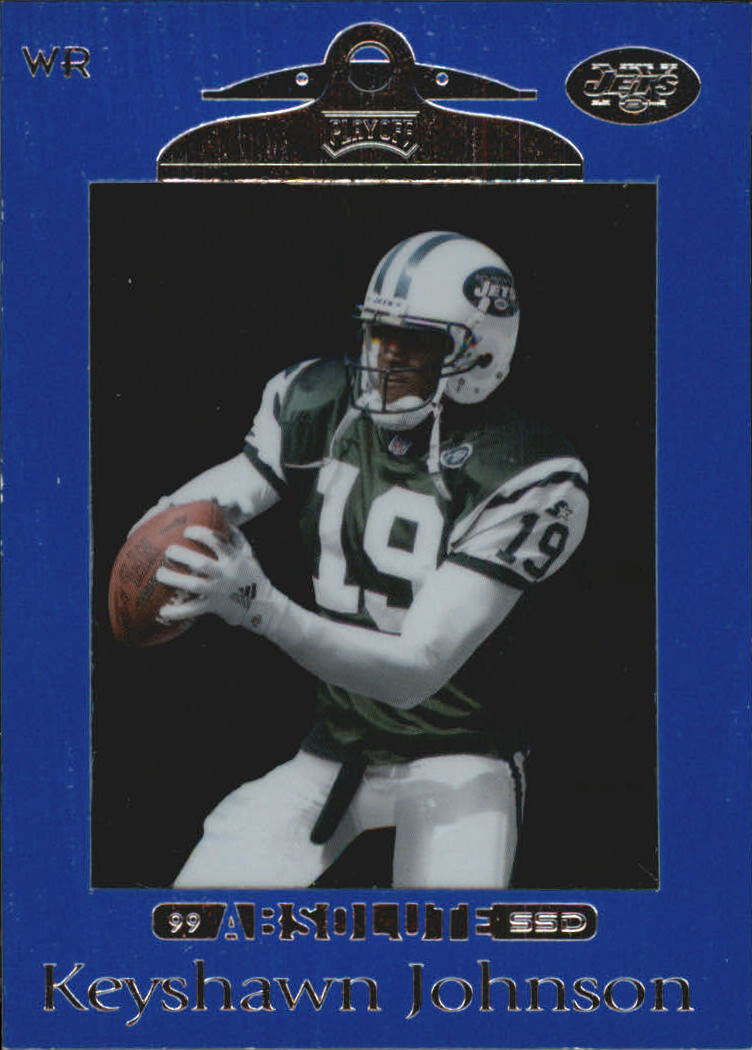 1999 Absolute SSD #73 Keyshawn Johnson