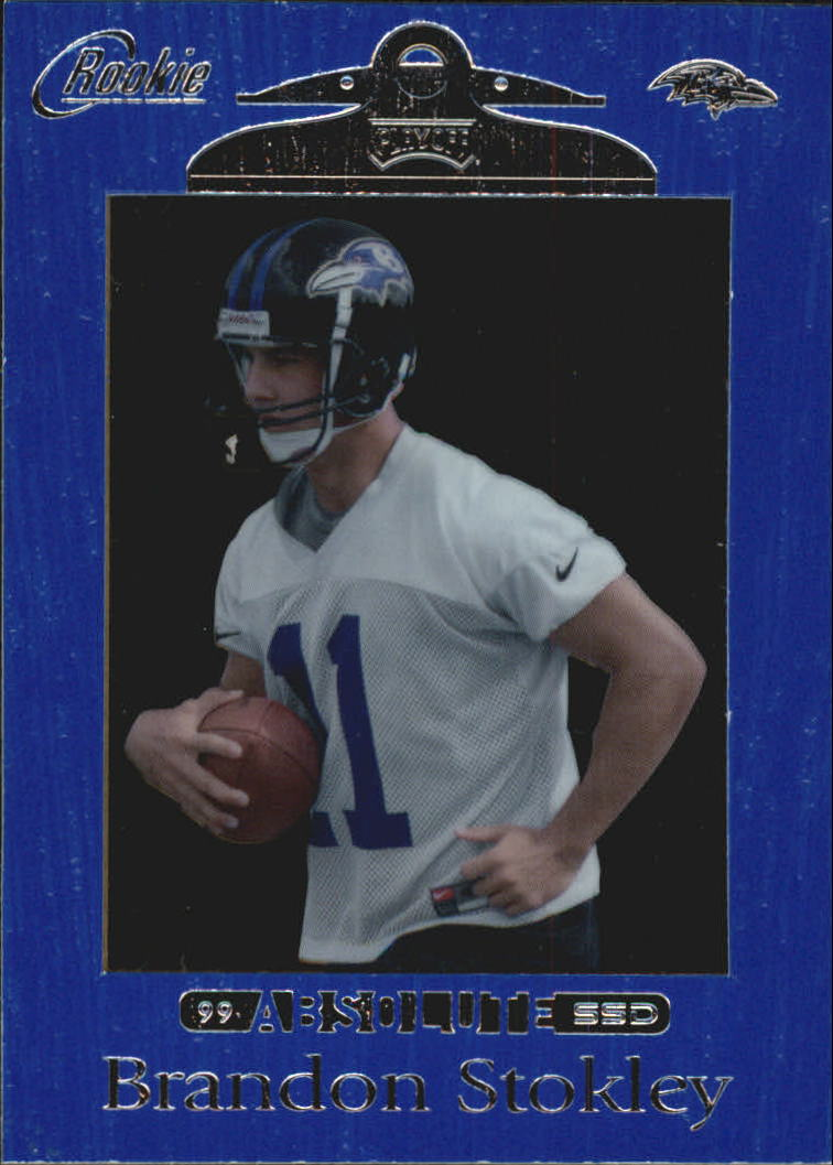 1999 Absolute SSD #194 Brandon Stokley RC