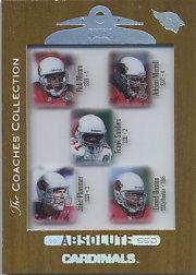 1999 Absolute SSD Coaches Collection Silver #130 Cardinals CL