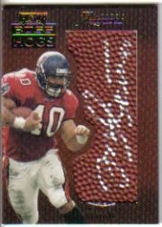 1999 Absolute SSD Boss Hogs Autographs #BH3 Mike Alstott