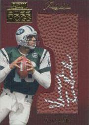 1999 Absolute SSD Boss Hogs Autographs #BH5 Vinny Testaverde
