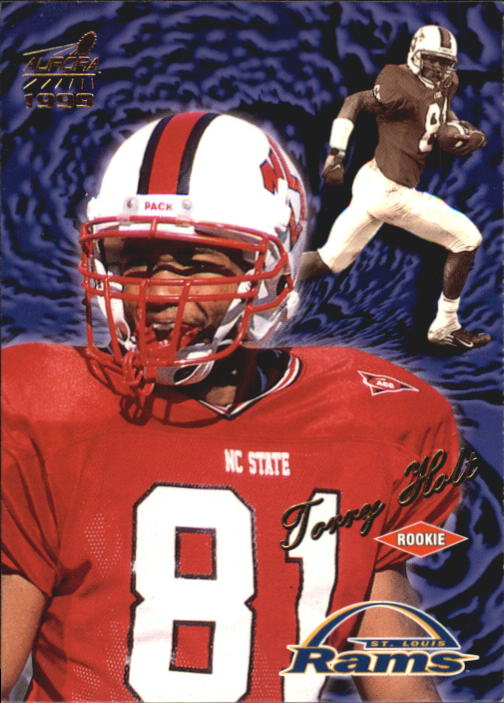 1999 Aurora #121 Torry Holt RC