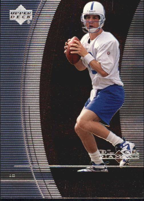 1999 Black Diamond #45 Peyton Manning