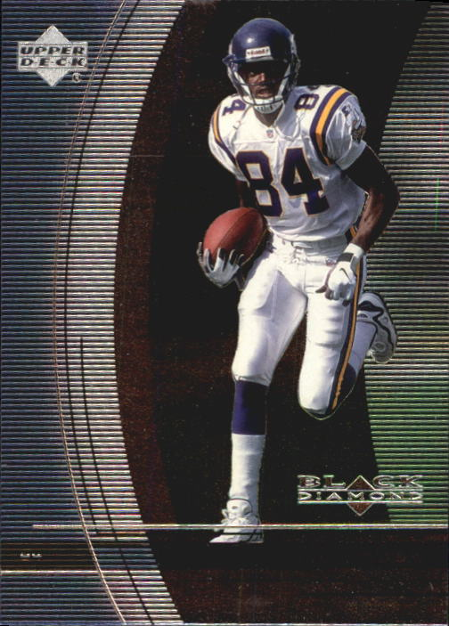 1999 Black Diamond #59 Randy Moss