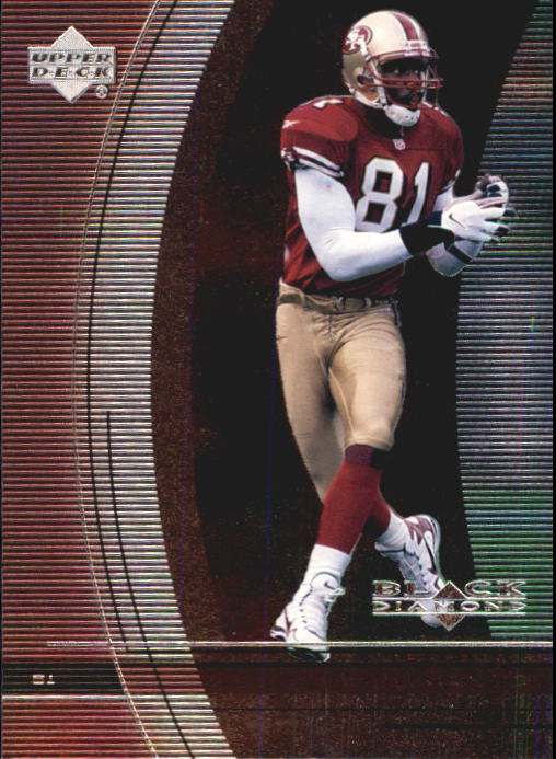 1999 Black Diamond #94 Terrell Owens