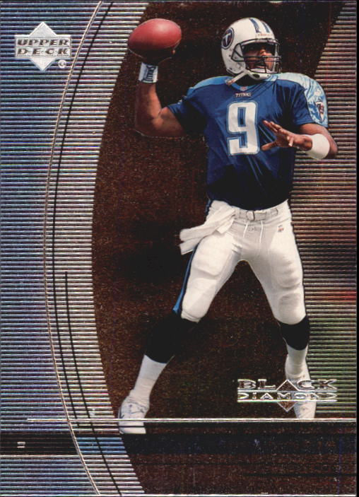 1999 Black Diamond #104 Steve McNair