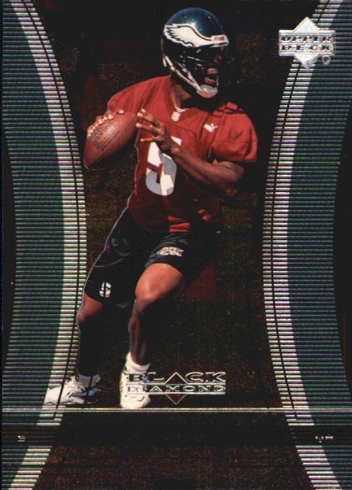 1999 Black Diamond #114 Donovan McNabb RC